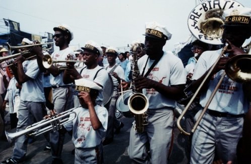Brass Bands of New Orleans