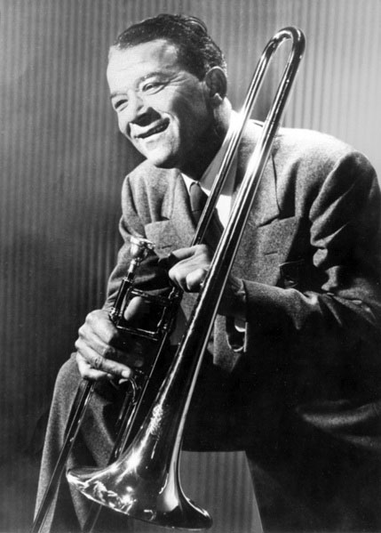 Edward ʻKid' Ory, Between 1946-1947; Courtesy of Hogan Jazz Archive, Tulane University