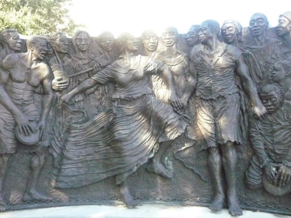 """""""Congo Square,"""" by Adewale Adenle"""