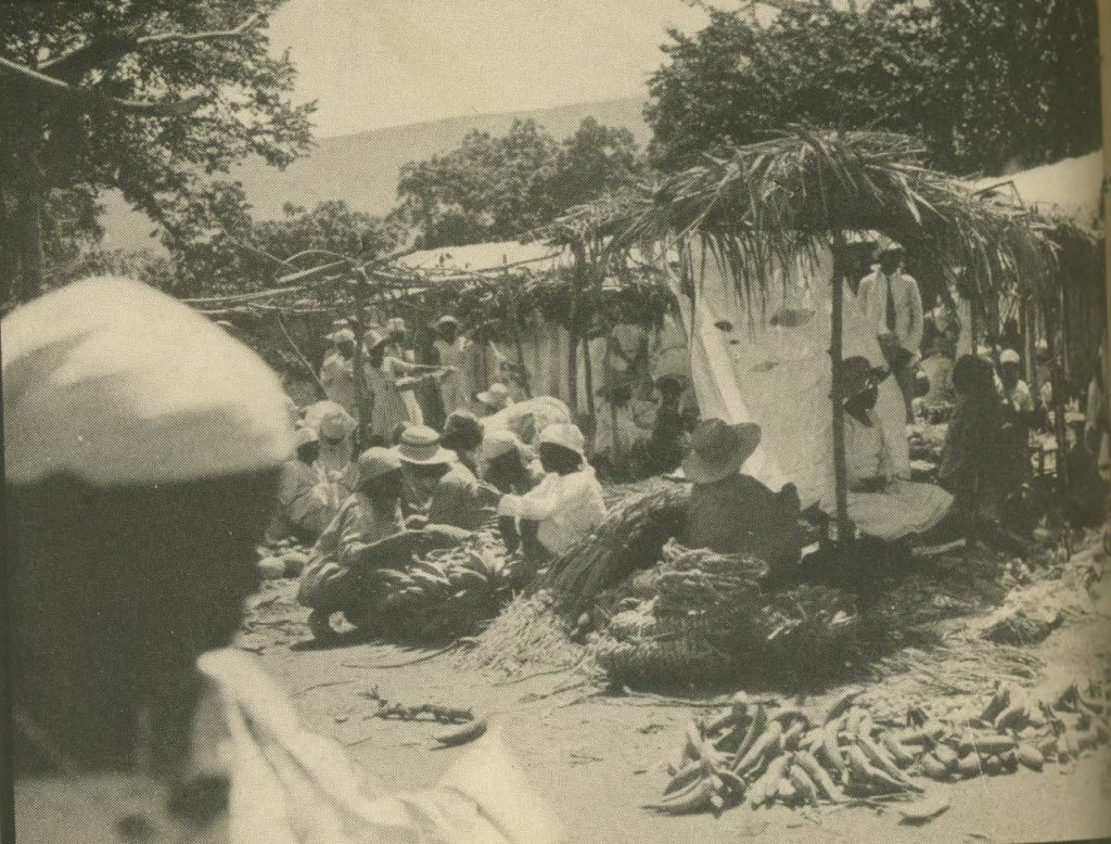 Marketplace Haiti, Photo: Unknown