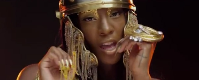 "Dawn Richard ""Wild N' Faith"""