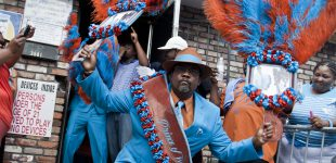 Second Line Tradition; Photo: Zack Smith