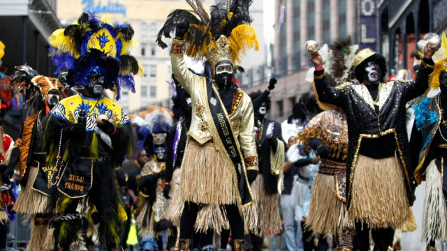 Black Mardi Gras: Zulu and the Mardi Gras Indians