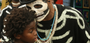 Skull & Bones Krewe: Building Community through the Arts