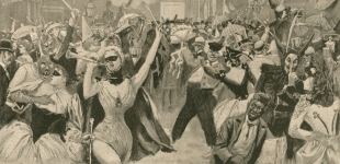 Canal Street Maskers: Ethnography of Performance and Identity In New Orleans and French Louisiana