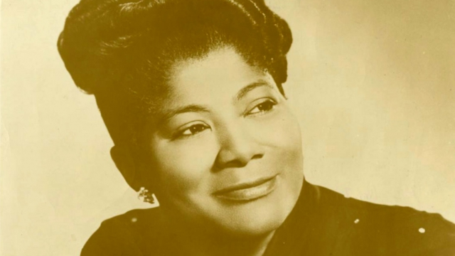 Mahalia Jackson (1911-1972), Queen of Gospel Music
