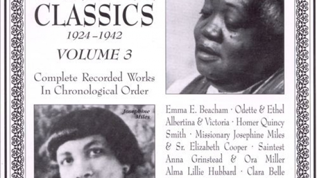 Gospel Classics, Vol. 3 Gender, Archives, and Musical Culture