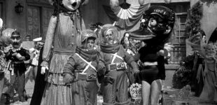 Abbott and Costello Go to Mars (1953): Hollywood South
