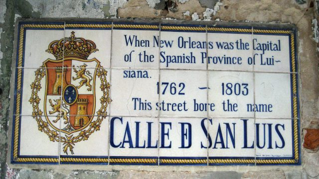 Spanish in Louisiana