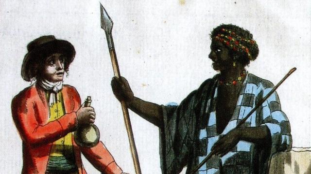 Senegambia and the slave trade