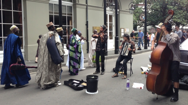 Musical Encounters: New Orleans and Senegal in the Atlantic World 1