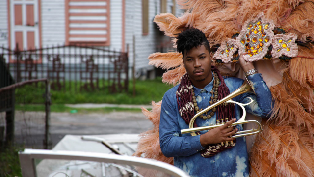 The New Orleans Hiphop Sound: Block Parties, Brass Bands, and Second-lines