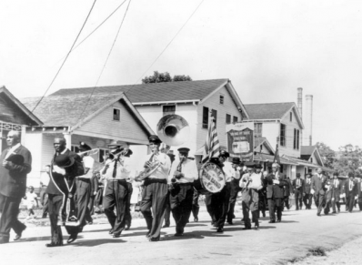 Jazz funeral with Eureka Brass Band (1950s): The Creation of Jazz in New Orleans 4