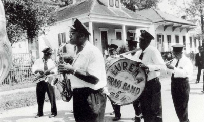 Eureka in the neighborhood: The Creation of Jazz in New Orleans 4