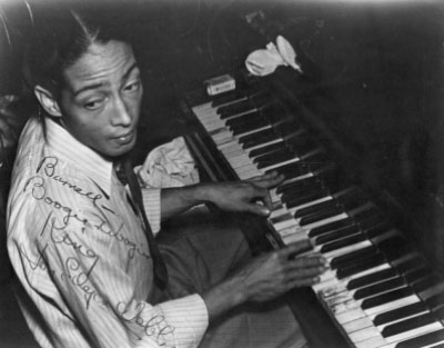 "The Creole ""Boogie Woogie King,"" Burnell Santiago: The Creation of Jazz in New Orleans 6"