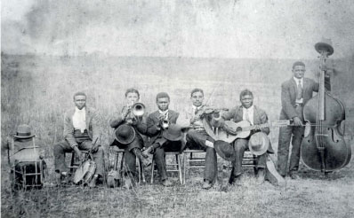 Kid Ory's Woodland Band in LaPlace, LA (1905): The Creation of Jazz in New Orleans 2