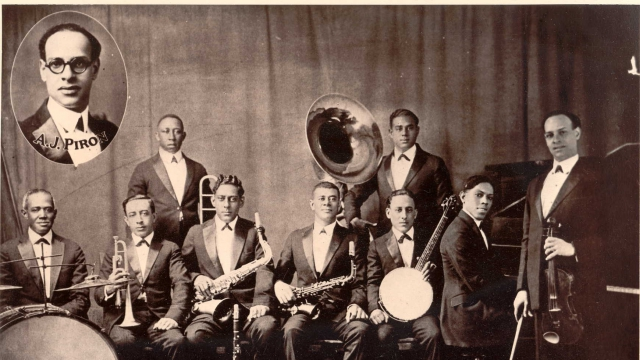 The Latin Tinge: Jazz and Latin American Music in New Orleans and Beyond 1: Piron's New Orleans Orchestra