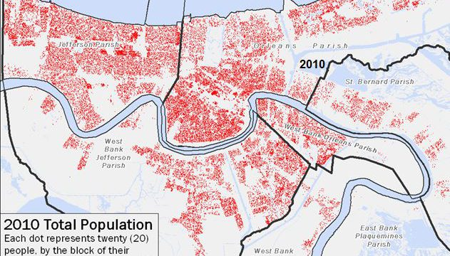 Urban Geography: New Orleans Case Study 12