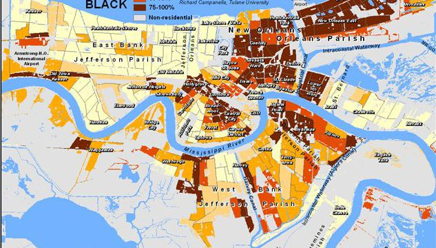 Urban Geography: New Orleans Case Study 14