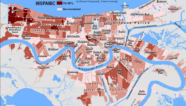Urban Geography: New Orleans Case Study 15