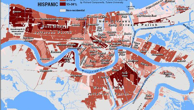 Urban Geography: New Orleans Case Study 16