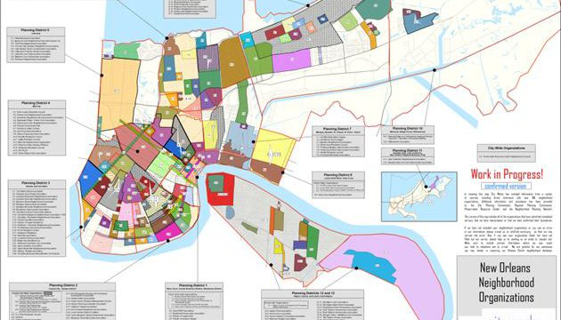 Urban Geography: New Orleans Case Study 21
