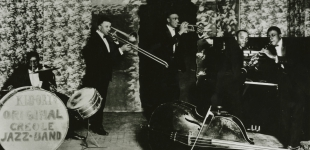 Kid Ory's Original Creole Jazz Band; Courtesy of Hogan Jazz Archive, Tulane University