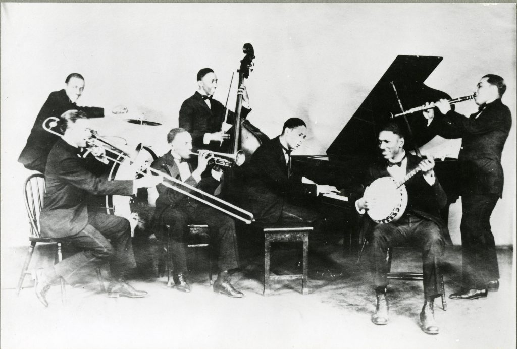 Jelly Roll Morton His Red Hot Peppers, 1926